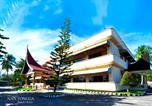 Hôtel Padang - Nan Tongga Beach Hotel-4