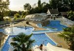 Camping avec Parc aquatique / toboggans France - Camping Le Parc des Allais-1