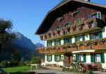 Location vacances Strobl - Bio Bauernhof Eggerhof-1