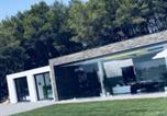 Location vacances Poulx - Villa design luxueuse milieu de la garrigue-2
