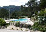 Camping avec Piscine Hyères - Camping Naturiste Domaine De L'Escride-2