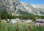 Camping avec Piscine Le Grand-Bornand - Camping Aiguille Noire-1