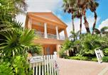 Location vacances South Padre Island - Sea Hawk - Private Beach House With Pool & Hot Tub Home-1