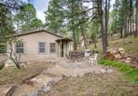 Location vacances Ruidoso - Sugar Butter Chalet, 2 Bedrooms, Wood Burning Stove, Gas Grill, Sleeps 6-4