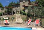 Location vacances Arezzo - Casale Aiaccia-1
