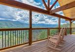 Location vacances Gatlinburg - All About The View, 6 Bedrooms, Theater, Mountain View, New Construction-2