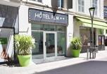 Hôtel Cannes - Hôtel P.L.M.-2
