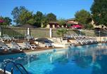 Camping avec Parc aquatique / toboggans Beaumont-du-Périgord - Camping Las Patrasses-2