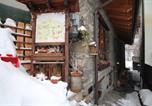 Location vacances Courmayeur - Affittacamere Lo Micio di Tatà-3