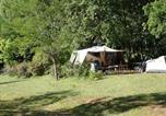 Camping avec Site nature Castelmoron-sur-Lot - Camping Valenty-1