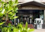 Hôtel Bristol - Mercure Bristol Holland House-1