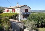 Location vacances Alba-la-Romaine - Grande maison familiale avec piscine en Ardèche-1