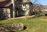 Location vacances Ternuay-Melay-et-Saint-Hilaire - Maison d'hôtes le Clos Fleuri-3