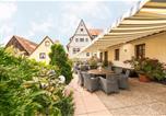 Hôtel Creglingen - Hotel Altes Brauhaus-4