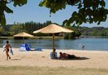 Camping avec Site nature Le Grez - Camping du Lac des Varennes-2