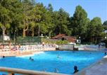 Camping avec Piscine Merlimont - Camping La Dune Blanche-1