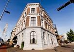 Hôtel Réseau des moulins de Kinderdijk-Elshout - Suitehotel Pincoffs-1