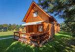 Villages vacances Łeba - Domki Miłe. Lubiatowo-1