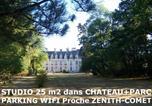 Location vacances Moulin de Pierre d'Artenay - Chateau Des Hautes Montees Studio de Charme 25 m2 Orleans Calme Ideal pour les Romantiques-1