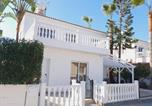 Location vacances  Chypre - Georgimaria Luxury Sea Star Villa next to the beach-3