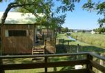 Camping  Acceptant les animaux Yonne - Camping La Cascade-1