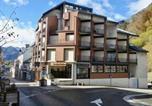 Location vacances  Hautes-Pyrénées - Apartment Appartement 2 chambres, centre bareges-4