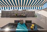 Location vacances Sant Pere de Ribes - Apartamento Sirenas-4