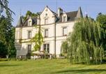 Location vacances Beaulieu-lès-Loches - Perrusson Chateau Sleeps 13 Pool Wifi-1