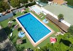 Villages vacances Oliva - Camping Coll Vert-1
