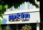 Hôtel Anvers - Park Inn by Radisson Antwerpen-2