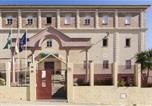Hôtel Huelva - Albergue Inturjoven Huelva-1