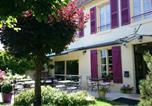 Hôtel Lindry - Hôtel Restaurant Les Tilleuls-3