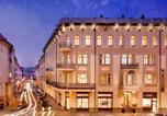 Hôtel Bratislava - Petržalka - Roset Hotel & Residence-1