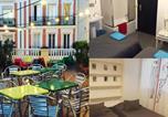 Hôtel Province de Madrid - Barbieri Sol Hostel-4