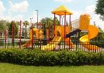 Location vacances Kissimmee - Townhouse at The Villas at Seven Dwarfs (aw)-2