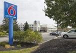 Hôtel Wickliffe - Motel 6-Willoughby, Oh - Cleveland-4