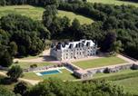 Hôtel Saint-Ouen-les-Vignes - Chateau des Arpentis-1