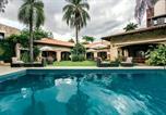 Hôtel Paraguay - Las Lomas Casa Hotel-4