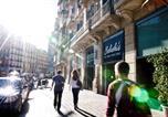 Hôtel Catalogne - St Christopher's Inn Barcelona-2