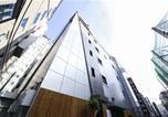Hôtel Suwon - Galleria Hotel-3