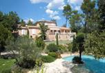 Location vacances Saint-Maximin-la-Sainte-Baume - Villa de 4 chambres a Saint Maximin la sainte Baume avec piscine privee jardin clos et Wifi a 30 km de la plage-1