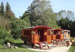 Location vacances Bathernay - Les roulottes Côté Bohème-1