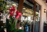 Hôtel La Turbie - Hotel Miramar-1