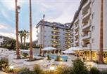 Hôtel 4 étoiles Pineda de Mar - Aqua Hotel Montagut Suites-1