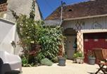 Hôtel Montigny-le-Chartif - Le 42 Chambre d'hôtes-4