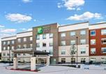 Hôtel Round Rock - Holiday Inn Express & Suites Round Rock Austin North-1