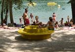 Camping avec Site nature France - Camping Lac de Neufont-1