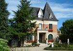 Hôtel Méru - Villa Les Iris-1