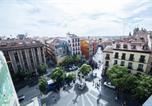 Location vacances Communauté de Madrid - Apartments Madrid Plaza Mayor-Tintoreros-3