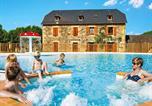 Camping avec Spa & balnéo France - Camping La Boissière-1